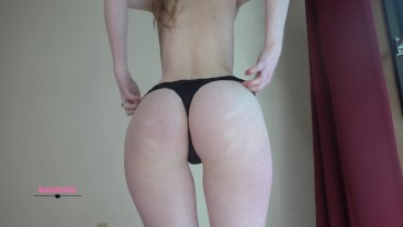 Even More New Panties Try On