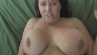 Big tit milf porn legend Angelica Sin gets fucked in her pussy and ass and takes a huge cumshot