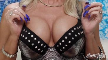 Cum For This Cleavage - Nikki Ashton