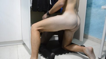 step sister fucked in her closet, bad brother