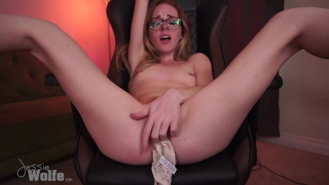 Ass dumb rick wolf Wanted you to see me cum stuffed my panties in mouth and pussy mmm
