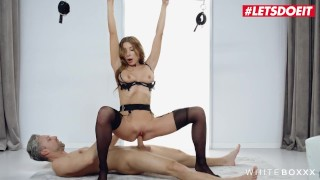 White Boxxx - COMPILATION Gorgeous Perfect Big Tits Babes Bouncing On A Hard Cock