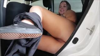 Multi Storey Car Park Public Risky Sex