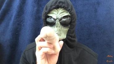 Alien Mesmerizes All Earth Men To Turn Gay