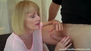 Granny Goes For The Young Cock
