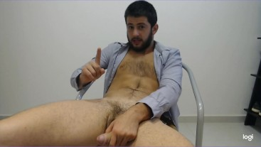 Dirty talk for sissies: daddy encourages you to worship his cock, balls and hole