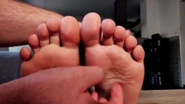 Czech soles - wrinked feet ticke