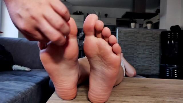 Feet pornhub tickle Recent Tickling
