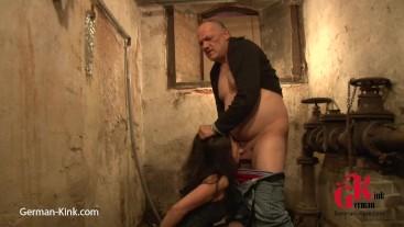 Der Perverse im Keller - Benutzt und vergessen