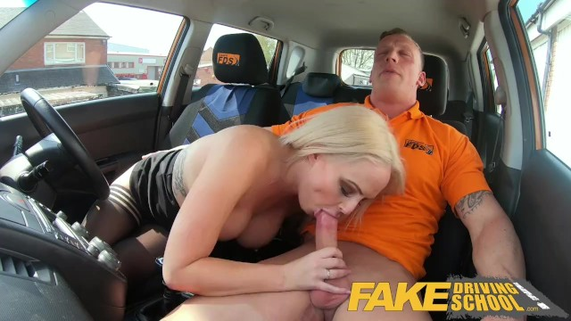 Why do men loose sex drive Fake driving school muscular hunk finger blasts blonde to squirting orgasms