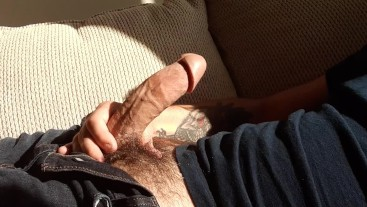 Cute Guy Jacks Off (UNCENSORED, GONE RAW-NG, GONE RIGHT)