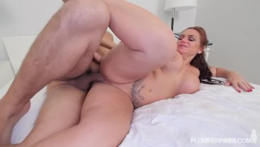 PAWG Betty Bang Takes Huge Latino Cock Deep In Her Ass