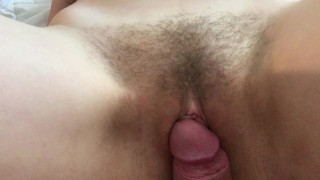 Rubbing and teasing went wrong. He had to fuck me afterwards