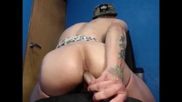 ass open hot
