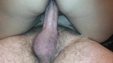 Best Friend Breeds Wife For Husband's Birthday Gift / Cum Eating Cuckold (Organic)