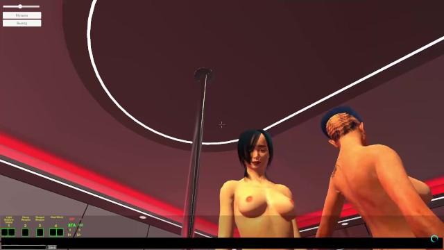 Free online sex tutorial game Porn game 3d fight in a strip club