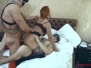 XDOMINANT 023 – CUCKOLD BDSM ORGY
