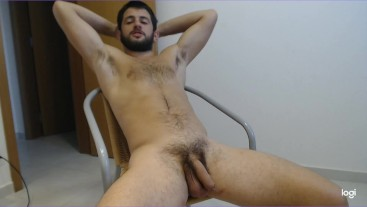 Soft cock fetish - hairy uncut grower