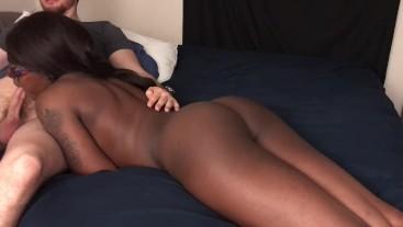 Sister Sucks Cock