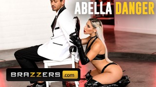Brazzers – Latex Bubble butt Abella Danger takes Huge dick
