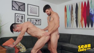 Sean Cody - Dave's Hungry Ass Wants More Of That Big Cock