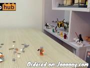This Lego Star Wars Snowspeeder is so fucking Hoth