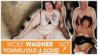 Swinger inferno! Two couples enjoy some naughty fuck action! WOLF WAGNER