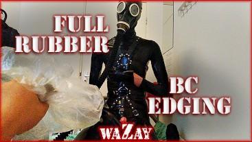 Full Rubber BC Edging