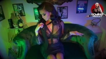 Burlesque Strip Tease, TS Surprise ending