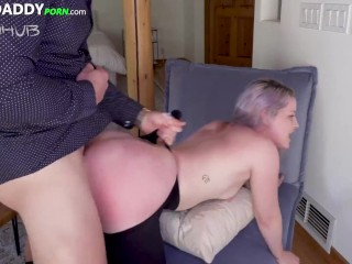 Teen PAWG SugarBaby Loves Twerking On Her SugarDaddy Dick