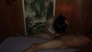Happy ending massage again