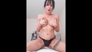 Filthy Milf Tiffany Morriss gets wet n wild