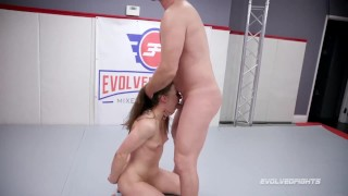 Cheyenne Jewel in Rough Sex Fight Vs Jack Friday Fingered And Fucked Hard – Evolved Fights