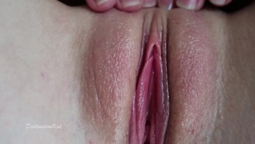 Tease and Close Up Clit Play