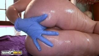 BANGBROS Blonde PAWG Rachel Rayye Bounces Dat Azz On A Big Cock!