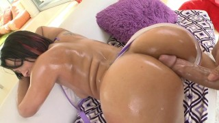 BANGBROS – Delicious Brunette PAWG, Lallasa, Taking Big Dick From Chris Strokes