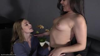 Mesmerized Boss - Sinn Sage & Star Nine Mind Fuck Lesbian Domination TRAILER