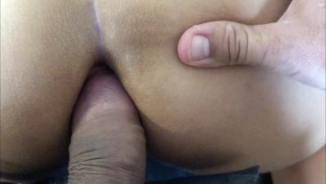 My sister in law lets me fuck her virgin ass