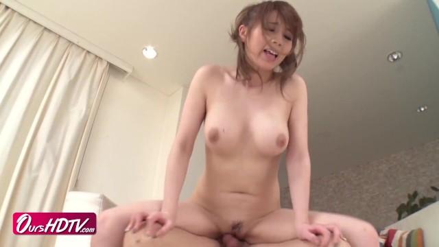 [OURSHDTV][中文字幕]Super Hot Busty Girl Maki (中出)creampied uncensored(無修正)