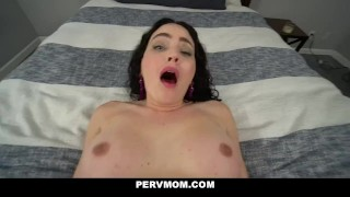 Pervmom - XXX Stepson and Mom Pov Blowjob
