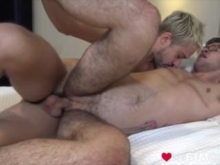 MyFTMCrush - FTM jock Ari Koyote blows hung daddy before bareback