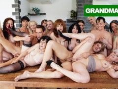 Cum Craving Grannies Compilation