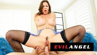 Alexis Fawx Obeys Like A Good Slutty Anal MILF – EvilAngel