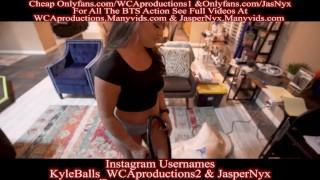 Spray Tan From My Friends Hot Mom Part 5 Jasper Nyx