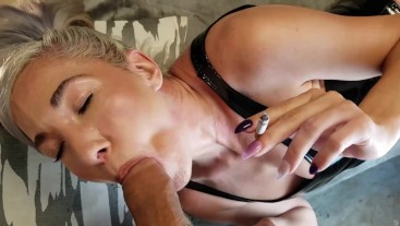 Smoking blowjob in leather full movie on Onlyfans