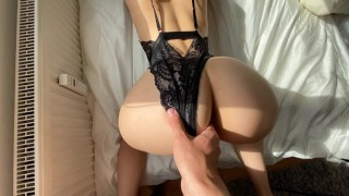 Amateur Baby fucked in her tight Pussy
