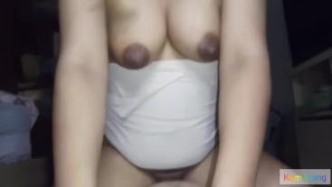 Asian Thai girl fuck creampie เย็ดสาวไทยแตกใน(เสียงไทย)