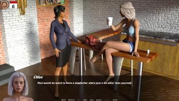 Milf's Tale:Sexy Mature Waitress-Ep 2
