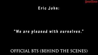 Erotique Entertainment - ASA AKIRA & ERIC JOHN talking behind the scenes (BTS) at Erotique Studios
