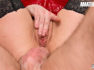 LaCochonne – Julie Holly Big Tits French Mature Gets Her Ass Stretched By Two Hard Cocks